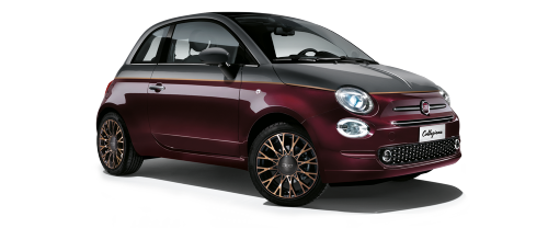 Fiat 500 Collezione Fall Winter Limited Edition Leichhardt Fiat
