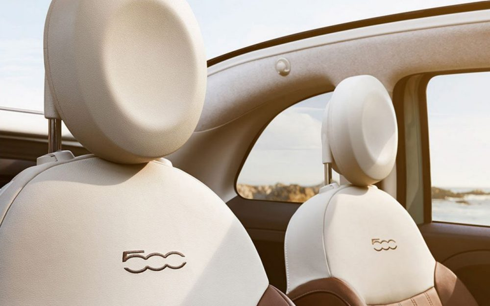 FIAT® 500 & 500C: Pop & Lounge Series 4: Small Car Australia