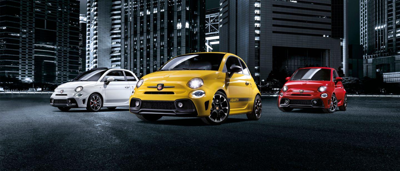 Fiat Abarth 595 595c